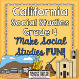 California Social Studies Grade 4