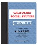 California Social Studies: Grade 4 Bundle