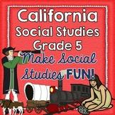 California Social Studies Grade 5