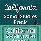 California Social Studies Grades 2 and 3