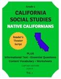 California Social Studies: Native Californians