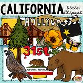 California State Clip Art