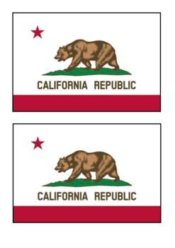 California State Handout