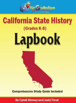 California State History Lapbook
