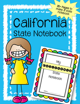 California State Notebook / US State History / Geography