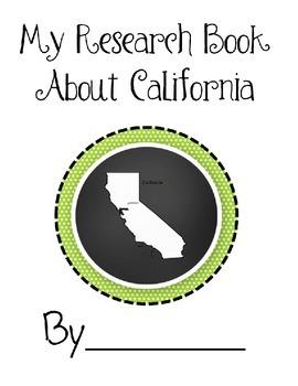 California State Research Book