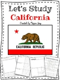 California State Research Packet