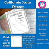 California State Report