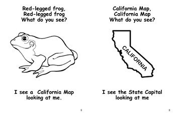 California State Symbol Book for Youngsters