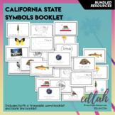 California State Symbol Booklet BUNDLE