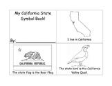 California State Symbol Flip Book