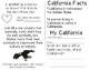 California State Symbols Coloring Booklet