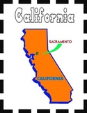 California State Symbols and Research Packet
