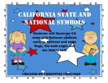 California State and National Symbols