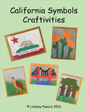 California Symbols Craftivities