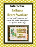 California Symbols and Landmarks (PowerPoint)