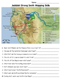 California Trailblazer Mapping Skills Worksheet