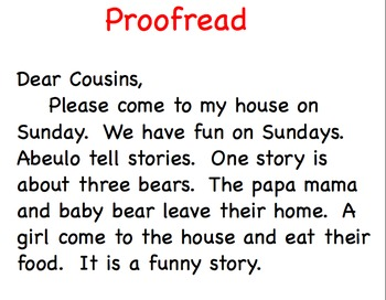 California Treasurers Second Grade Abuelo and the Three Bears