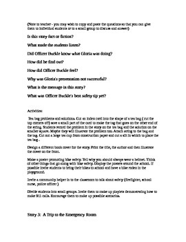 California Treasures Grade 2 Unit 4 Questions and Activities