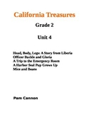 California Treasures Grade 2 Unit 4 Questions and Activities