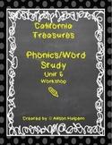California Treasures Phonics Unit 6