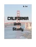 California Unit Study
