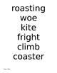 California Wonders Grade 4 Unit 1 Week 5 Spelling List