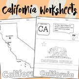 California Worksheets