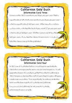 Californian Gold Rush and Its Impact Upon Australia
