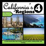 California's Regions Writing Project