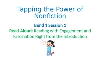Calkins' Tapping the Power of Nonfiction for BEND 1