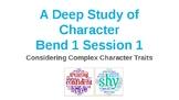 Calkins A Deep Study of Character for Grades 6-8 BUNDLE