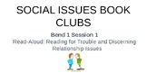 Calkins' Social Issues Book Clubs for Grades 6-8 PowerPoin