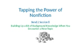 Calkins' Tapping the Power of Nonfiction grades 6-8 PowerP