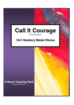 Call It Courage  Teaching Guide