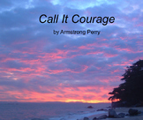 Call It Courage Flora and Fauna