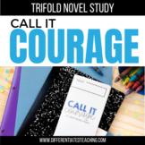 Call It Courage Novel Study Unit