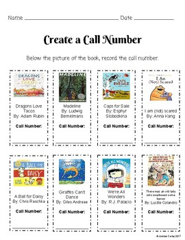 Call Number Matching Sort