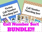 Call Number Sort Bundle