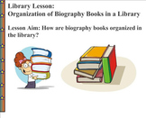 Call Numbers of Biography Books | Library Skills | Information Literacy Skills