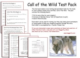 Call of the Wild Test Pack