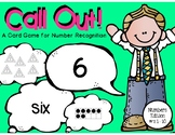 Call Out! A Number Recognition Game (#'s 1 - 10)