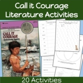 Call it Courage Literature Activities: Literature Unit