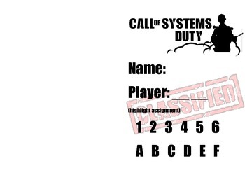 Call of Systems Duty