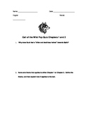 Call of the Wild Assessment Packet