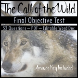 The Call of the Wild Final Test (Objective)