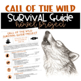 Call of the Wild Novel Project
