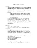 Call of the Wild Unit Lesson Plans