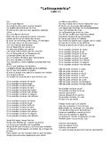 """Calle 13 """"Latinoamérica"""" Song Analysis"""