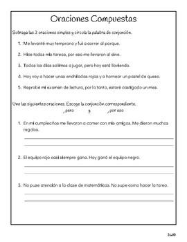 Calle de la Lectura 3ro - Unidad 1 Semana 5 - Paquete de tarea/actividades